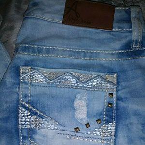 💥 Skinny distressed jeans 💥